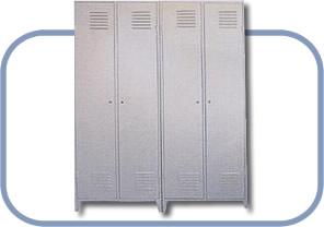 Lockers - cabinets for storing clothes