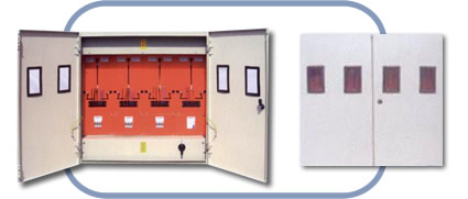 Measuring cabinet - Type A-3