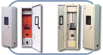 Measuring cabinet - Type A-1